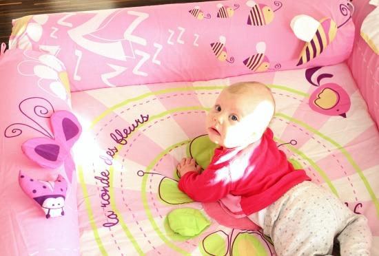 hraci deka_for baby