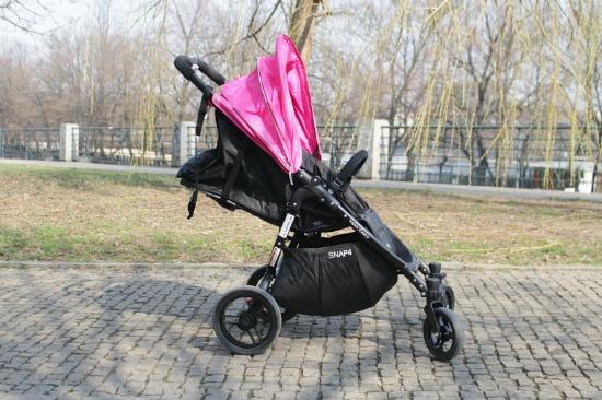 valco baby snap 4_recenze_Ě
