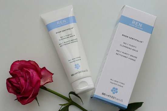 REN Rose Centifolia No. 1 Cleansing Balm
