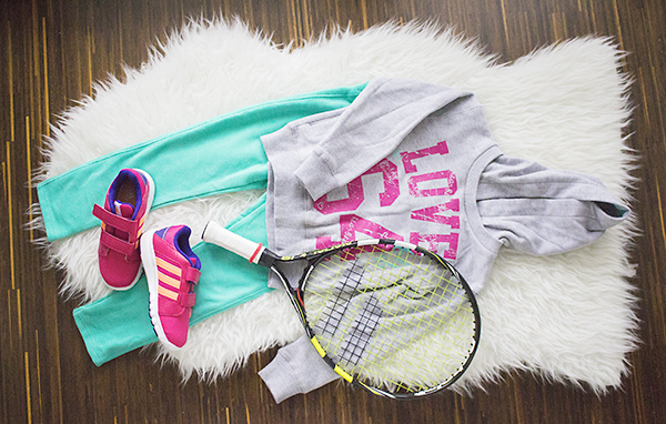 tenisova vybava