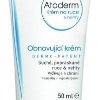 Bioderma Atoderm Krém na ruce a nehty