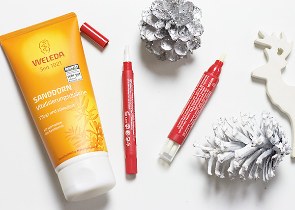 kosmetika weleda recenze