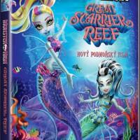 Monster High: Nový podmořský film