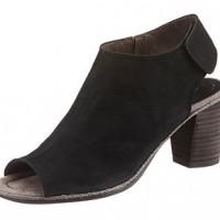 Sandály na podpatku Tamaris