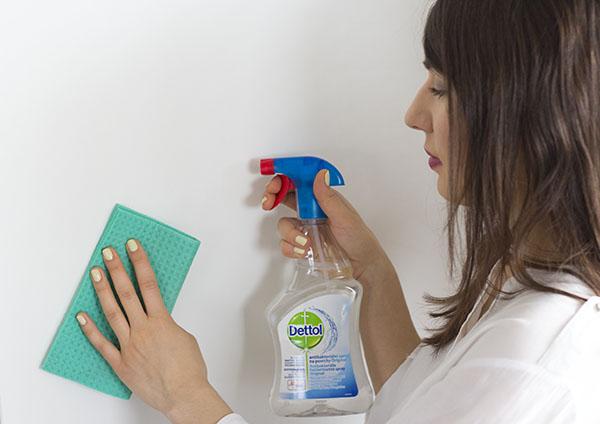 dezinfekce kuchyne