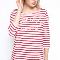 Pruhované tričko Hilfiger