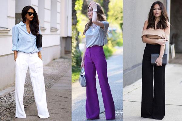 siroke kalhoty