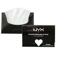 NYX matující papírky Blotting Paper