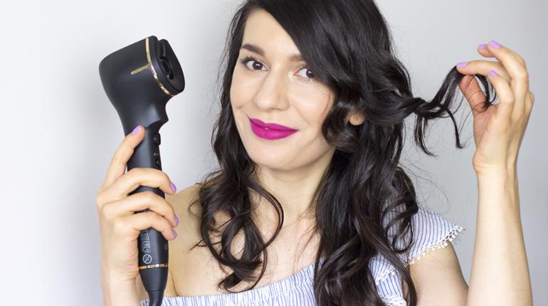 Jak si natočit vlasy hravě a jednoduše (aneb recenze automatické kulmy Philips  ProCare) c7275d84cae