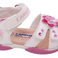 Dětské blikající sandálky