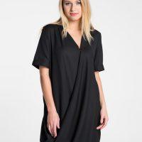 Černá tunika/ šaty