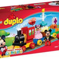 LEGO® DUPLO® Disney TM Přehlídka k narozeninám Mickeyho a Minnie