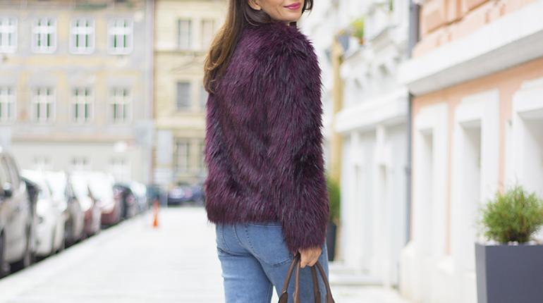 Outfit: Jak nosit třičtvrteční džíny i na podzim