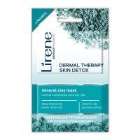 LIRENE DermalTherapy:Skin Detox pleťová maska