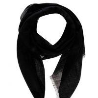 Černý dámský vlněný šátek Pietro Filipi