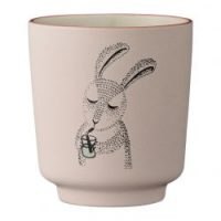 Dětský keramický kalíšek Mollie Rabbit