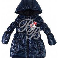 Zimní bunda Minnie modrá