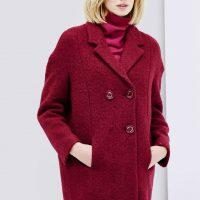 Vínový kabát