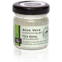BioAroma Aloe Vera hydratační gel s diktamem a levandulí