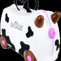 TRUNKI Kufřík + odrážedlo kravička Frieda