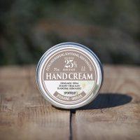 Krém na ruce a nehty s 25% bambuckého másla - jasmín