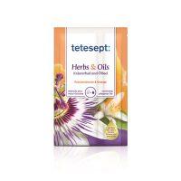 Tetesept Herbs&Oil Mučenka a pomeranč koupelová sůl s olejem