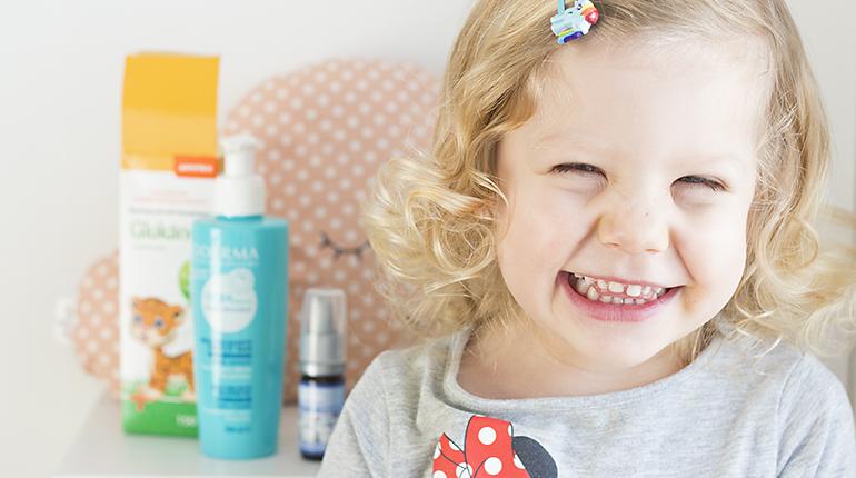 Dětské novinky – barefoot botičky, dětská kosmetika i něco na imunitu