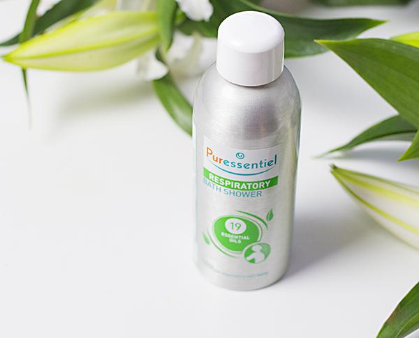 Puressentiel Koupel pro lepší dýchání 19 esenciálních olejů