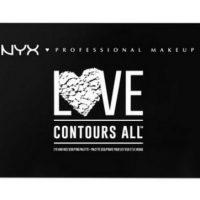 Love Contours All Palette, NYX