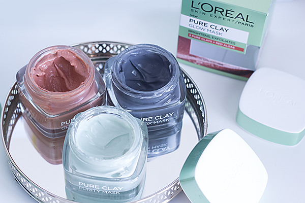 PURE CLAY OD L'OREAL PARIS