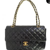 Medium CHANEL Double Flap bag