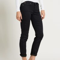 Černé slim džíny