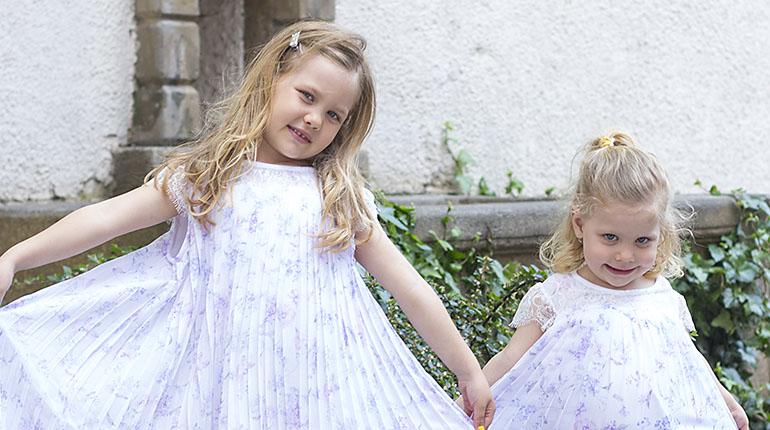 Dětský outfit: Moje malé víly
