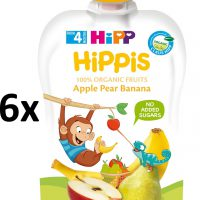 HiPP BIO ovocné kapsičky
