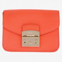 Oranžová kabelka Furla
