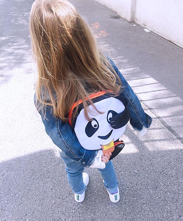 Dětský batoh do školky Affenzahn
