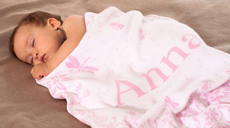 deka pro miminko se jménem