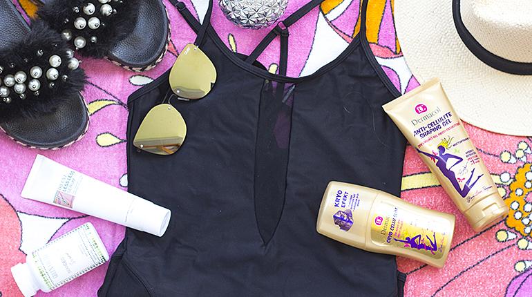 Moje přípravy do plavek: cvičení, diety a krémy na celulitidu