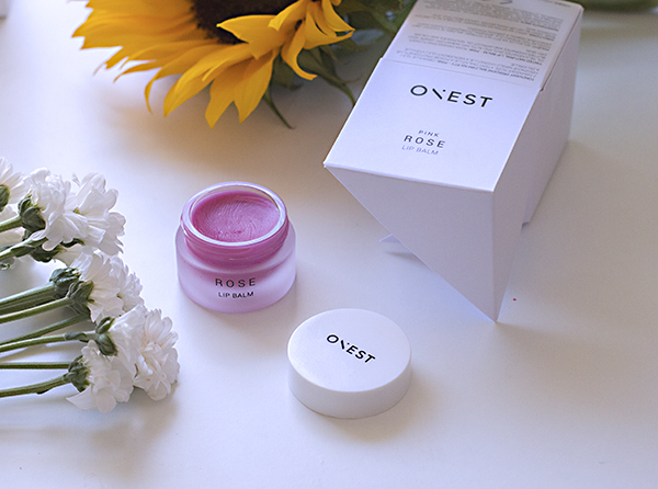 Onest Pink Rose Pink Balm