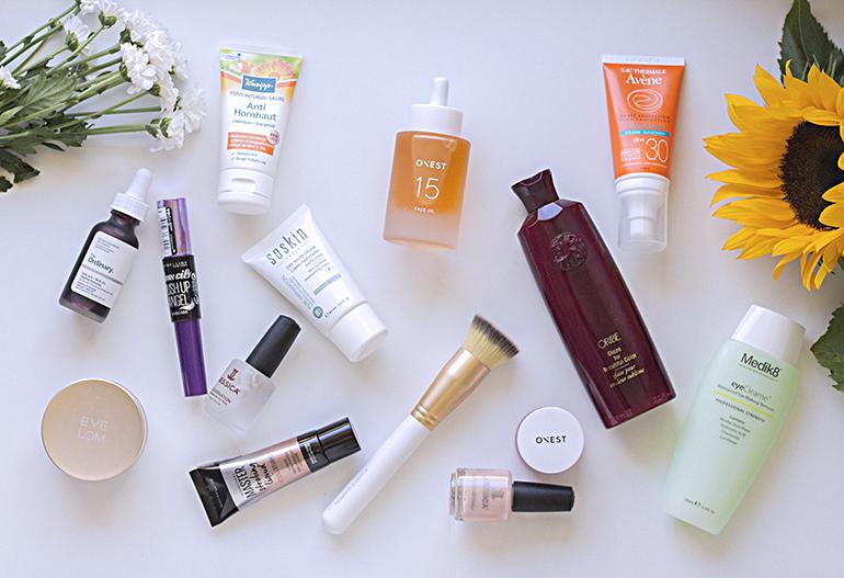 To nejlepší z kosmetiky – červenec 2017