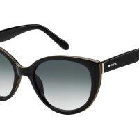 Černé slunečení brýle