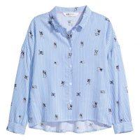 Dětská vzorovaná košile