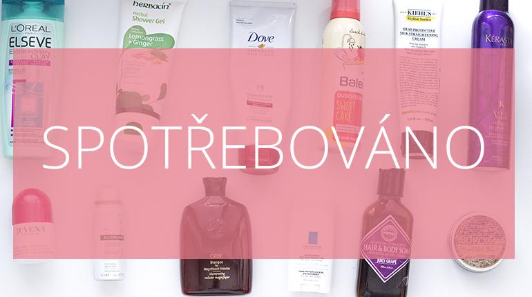 Prázdninové SPOTŘEBOVÁNO – produkty na tělo, vlasy a pro děti