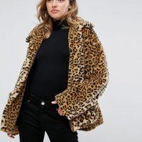 Leopardí kožich