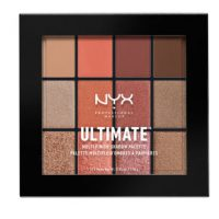 NYX Ultimate Multi-Finish Shadow Palette!