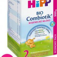 Kojenecké mlko HiPP