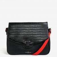 Černá kabelka přes rameno Paul´s Boutique