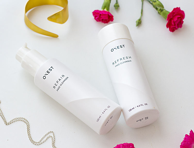 ONEST REPAIR FACE CLEANSER, ONEST REFRESH FACE CLEANSER