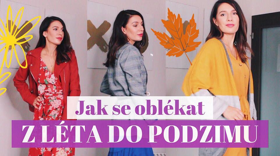 VIDEO: Jak se oblékat z léta do podzimu: přes 20 outfitů