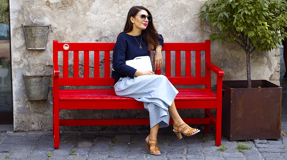 Proč se my blogeři vlastně tak máme?/ Outfit